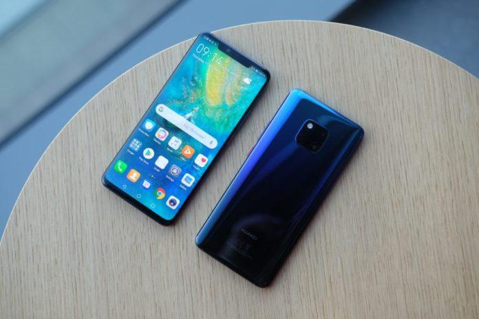 Huawei Mate 30 Lite, cu patru camere și ecran perforat