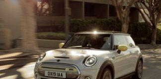 Mini Cooper SE, primul mini electric