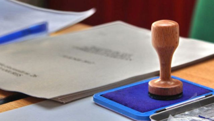 Poliţiştii din Dolj au întocmit un dosar penal pentru fals în înscrisuri sub semnătură privată la Izvoare