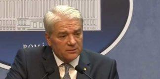 Ministrul Afacerilor Interne, Nicolae Moga, a demisionat