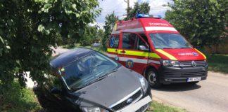 Accident cu victimă în comuna Brebeni