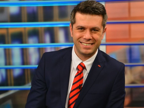 Daniel Osmanovici, purtătorul de cuvânt al CNAS