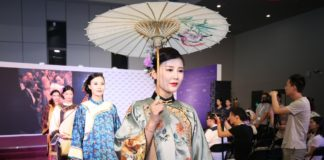 Prezentare inedită de modă în Japonia