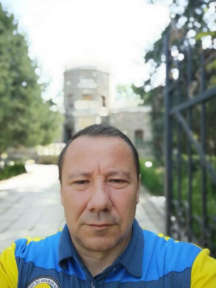 Mihai Prunariu, președintele CS Pandurii Târgu Jiu
