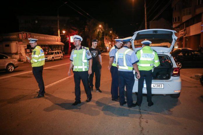 Șoferi sub influența substanțelor psihoactive, depistat de polițiști