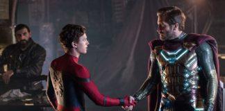 Spider-Man: Far From Home 3D / Omul-Păianjen: Departe de casă