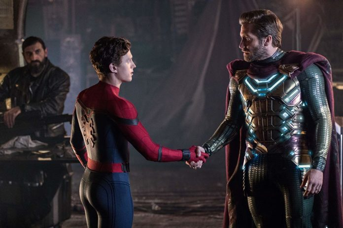 Spider-Man: Far From Home 3D / Omul-Păianjen: Departe de casă