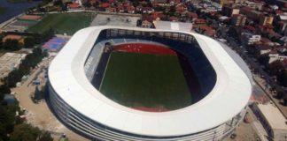 Nu a mai venit comisia de recepție pentru Stadionul Municipal