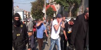 Procurorii DIICOT au destructurat gruparea de proxeneţi din Caracal în septembrie 2014
