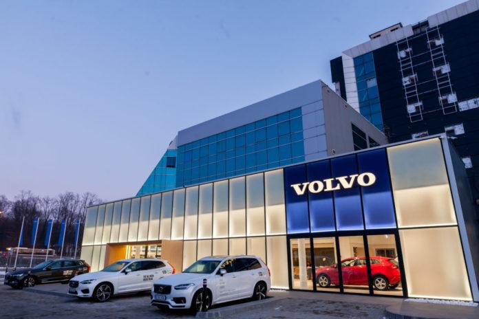 Volvo recheamă peste 800 de unități în service-urile din România