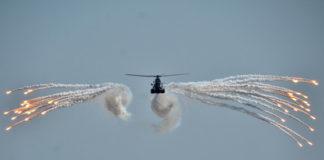 Spectacol naval şi aerian, la Marea Neagră.
