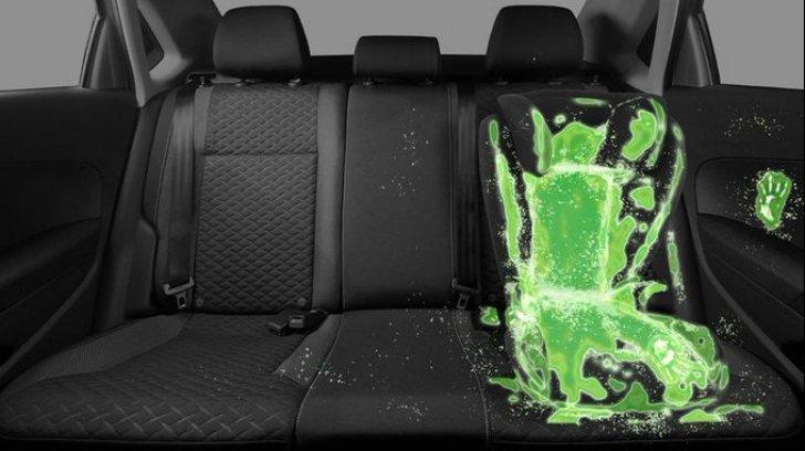 Principala bacterie găsită pe scaunul copilului din mașina ta