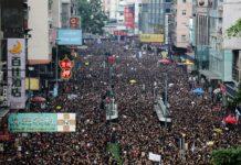 China a dezinformat prin rețele de socializre situația din Hong Kong
