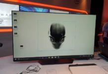 Alienware lansează pe piață un monitor-gaming de 4000 de dolari