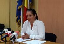 Noul prefect al județului Olt, Angela Nicolae