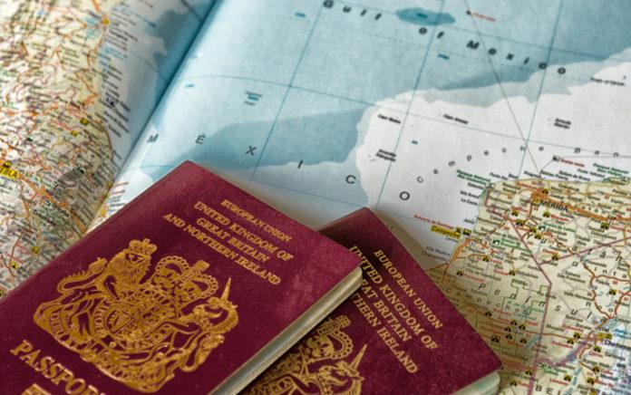"""Japonezii au cel mai """"tare"""" pașaport."""