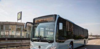 Primăria Capitalei cumpără 130 de autobuze hibrid de la Mercedes-Benz