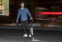 E-tron Scooter, trotinetă electrică de la Audi