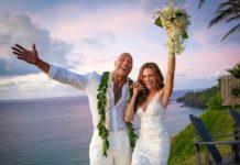 """Dwayne """"The Rock"""" Johnson s-a căsătorit"""