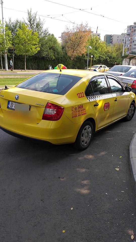 """""""NU IAU HANDICAPAȚI"""" Cum a fost umilită o fetiţă de către un taximetrist"""