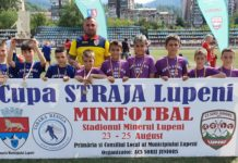 Oltenia Junior - grupa 2009