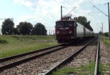 Un tren de persoane cu 30 de călători a deraiat în Botoşani