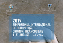 Ediția a VII–a a Simpozionului Internațional de Sculptură Drumuri Brâncușiene la Craiova