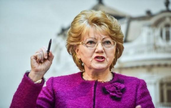 Astrid Fodor rămâne primar al Sibiului