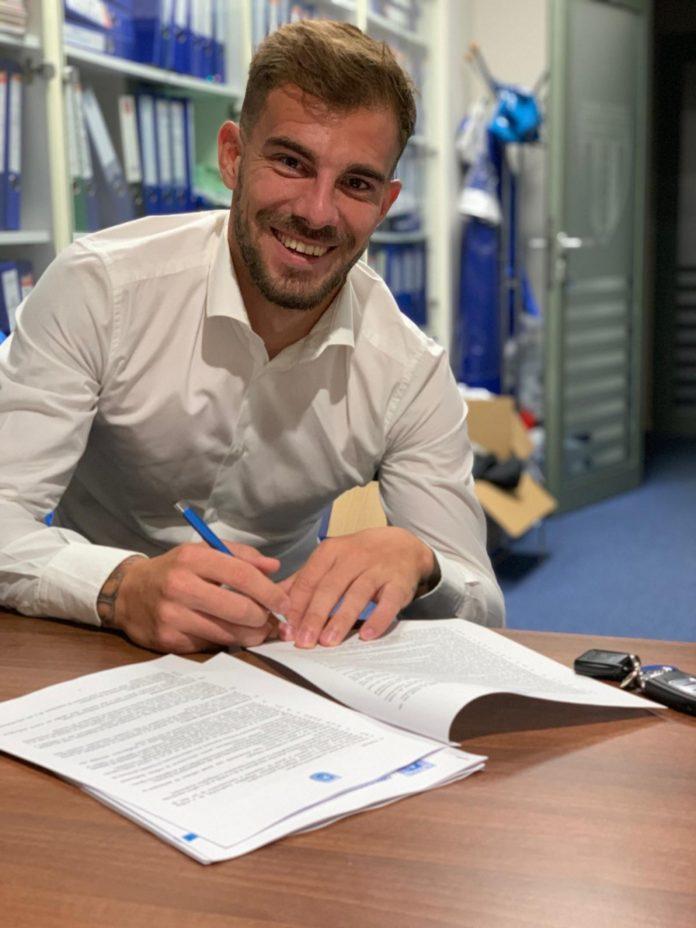 Mihai Bălașa a semnat cu Universitatea Craiova
