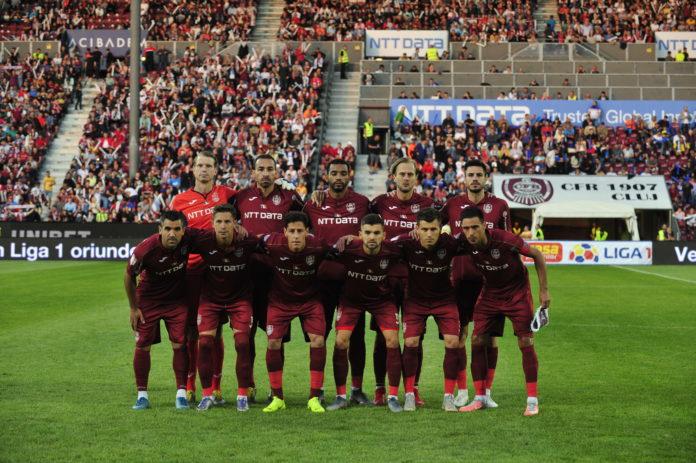 CFR Cluj a ratat calificarea în grupele Ligii Campionilor după înfrângerea din Cehia