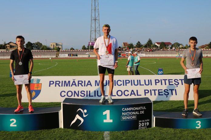 CSM Craiova a urcat de 13 ori pe podium la Piteşti