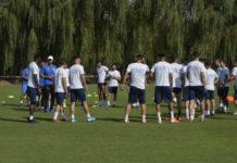 Alb-albaştrii au avut o săptămână întreagă ca să pregătească meciul de la Voluntari (Foto: Alex Vîrtosu)