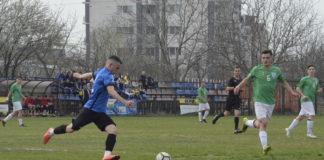"""Juniorii cluburilor Universitatea Craiova şi """"Gică Popescu"""" încep noul sezon de la Liga Elitelor (Foto: Alex Vîrtosu)"""