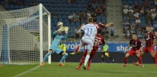 Golul lui Nicuşor Bancu cu Astra a contribuit la convocarea sa la echipa naţională Foto: (Alex Vîrtosu)