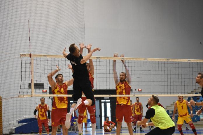 România şi Austria se întâlnesc la Craiova înainte de Campionatul European Foto: (Tibi Cocora)
