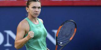 Simona Halep s-a calificat în optimi l-a Rogers Cup