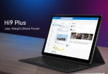 Chuwi Hi9 Plus, tableta convertibilă cu Android