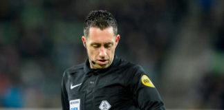 Dennis Higler va arbitra partida dintre Universitatea Craiova şi AEK Atena