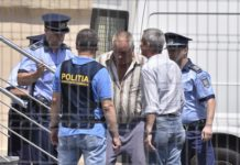 Mandatul de arestare preventivă a lui Gheorghe Dincă, prelungit cu 30 de zile