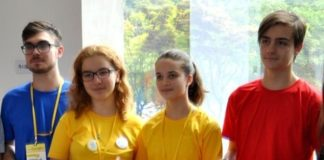 O medalie de bronz pentru lotul României la Olimpiada Internațională de Lingvistică 2019
