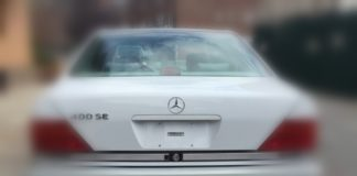 Mercedes vechi