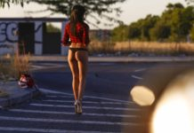 Fetele se prostituau prin parcări (Foto: www.benidormnieuws.nl)
