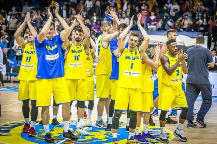 Naţionala de baschet a României a terminat pe locul 4 la turneul de la Trentino (Foto: 24secunde.ro)