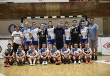 SCM Craiova a terminat pe locul al doilea la Cupa Vâlcii. Foto: Ionuţ Buharu