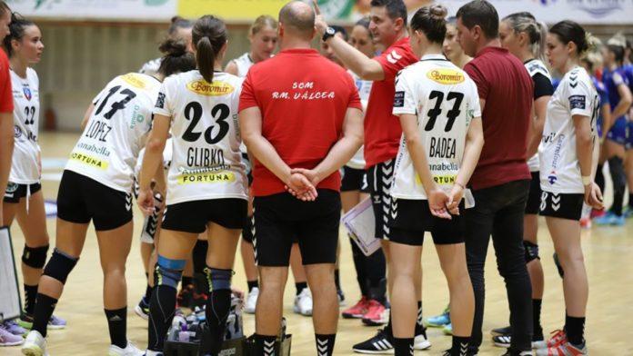 SCM Vâlcea a pierdut şi ultimul joc din Muntenegru Foto: Ionuţ Buharu