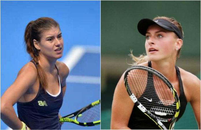 Sorana Cîrstea s-a calificat în faza următoare, Ana Bogdan s-a oprit în turul doi Foto: (digisport.ro)