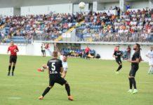 Gorjenii (în negru) ţintesc prima victorie din noul campionat (Foto: panduriics.ro)