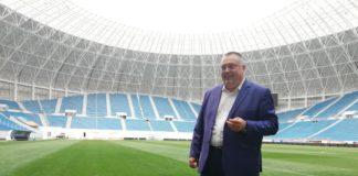 "Mihail Genoiu: Gazonul de pe ""Oblemenco"" trebuie schimbat"