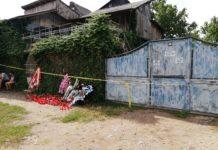 Oasele ridicate de la casa lui Gheorghe Dincă aparțin unei fete cu vârsta între 12 și 17 ani