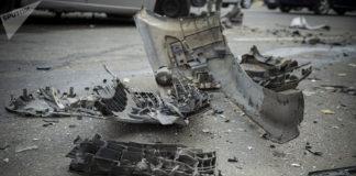 """Un poliţist de la Biroul de Poliţie Autostrada A1 Bucureşti-Râmnicu Vâlcea transmite un mesaj dur celor care au asistat la un accident: """"80% din cei opriţi au scos telefoanele să filmeze, 20% să acorde ajutor victimelor""""."""